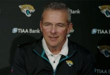 Urban Meyer already playing coy with Jaguars' No. 1 NFL Draft pick