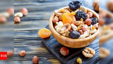 Use THESE dry fruits to achieve a healthy natural glow - Times of India