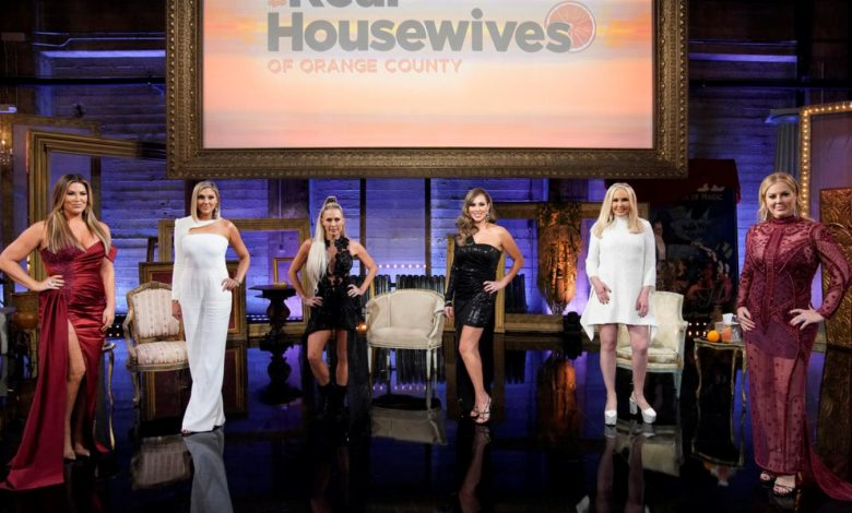"""VIDEO: Watch the RHOC Reunion Trailer! Braunwyn Windham-Burke is Confronted by Cast About """"Narcissism"""" as Kelly Dodd Says She"""
