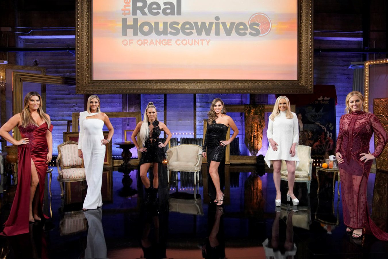 """VIDEO: Watch the RHOC Reunion Trailer! Braunwyn Windham-Burke is Confronted by Cast About """"Narcissism"""" as Kelly Dodd Says She's """"So Full of Herself"""" and Shannon Beador Targets Her Ego, Plus Braunwyn is Accused of Saying Something """"Horrific"""" to Her 14-Year-Old Daughter"""