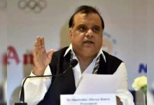 Vaccination of Olympic-bound athletes our top priority: IOA chief Batra | Tokyo Olympics News - Times of India