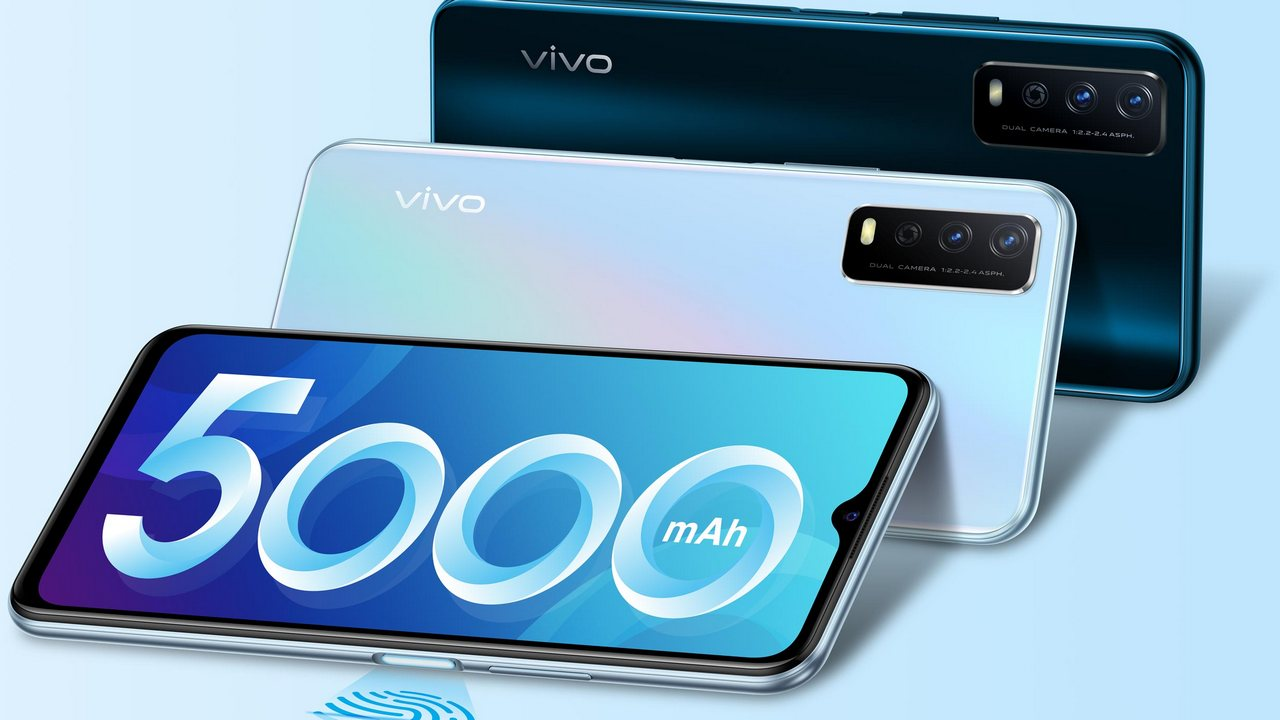Vivo Y12s with 5,000 mAh battery, 3 GB RAM launched in India at Rs 9,990