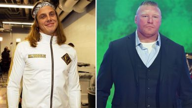 Matt Riddle Wants A Piece Of Brock Lesnar