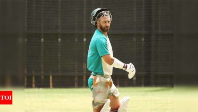 We won't prefer back-to-back matches at SCG, looking forward to final Test at Gabba: Matthew Wade | Cricket News - Times of India