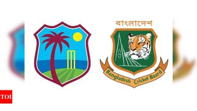 Weakened West Indies face 'multiple' tests on Bangladesh tour | Cricket News - Times of India