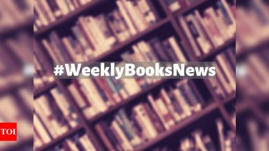 Weekly Books News(Jan 4-10) - Times of India