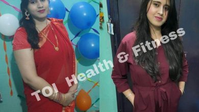 """Weight loss: """"I cycled for 7 kilometres daily and lost 17 kilos""""  