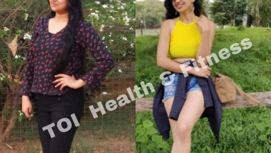 """Weight loss story: """" I have ginger water every morning for weight loss""""  