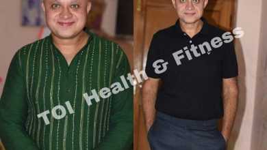 """Weight loss story: """"Running and homemade food helped me lose weight""""    The Times of India"""