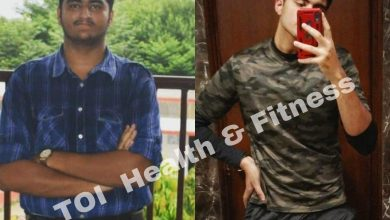 """Weight loss story: """"Running for 2 hours daily helped me lose 30 kilos!""""  