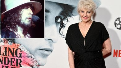 Wife of Bob Dylan's collaborator sues after sale of entire song catalogue