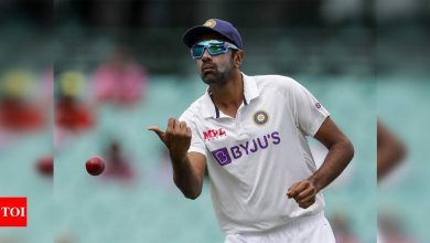 Will follow what the BCCI decides: Ashwin on playing Brisbane Test | Cricket News - Times of India