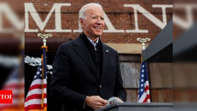 Will introduce immigration bill 'immediately' after taking office, says Biden - Times of India