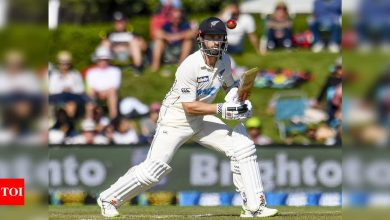 Williamson a true role model for any youngster to emulate: Laxman | Cricket News - Times of India
