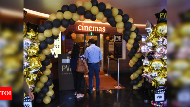 With safety measures in place, cinemas allowed to operate at full capacity - Times of India