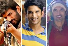 Sushant Singh Rajput Songs That Remind Us Of The Actor That He Was