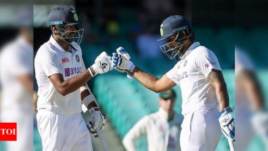 Would rate the innings in Sydney and partnership with Ashwin very highly: Hanuma Vihari | Cricket News - Times of India