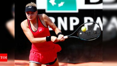 Yastremska provisionally suspended for doping, denies using drugs | Tennis News - Times of India