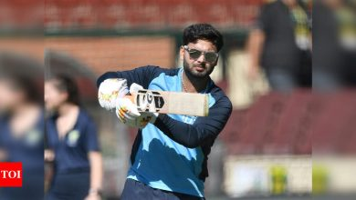 You can't ignore Rishabh Pant now. Can he be played as a pure batsman?   Cricket News - Times of India