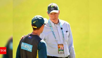 Young Australian cricketers still in primary school compared to Indian counterparts: Greg Chappell   Cricket News - Times of India
