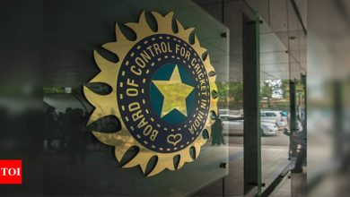 bcci:  2021 T20 World Cup: Hosts BCCI may end up paying Rs 906 crore tax | Cricket News - Times of India