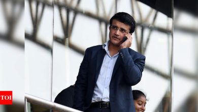 physical fitness:  Is Sourav Ganguly's recent heart attack a big wake-up call for forty-plus retired sportspersons? | Off the field News - Times of India
