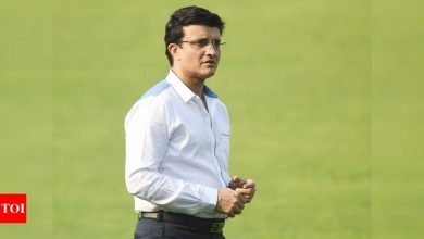 sourav ganguly:  Echocardiography to be done to check Sourav Ganguly's heart function: Hospital | Cricket News - Times of India