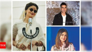 'Gangubai Kathiawadi': Akshay Kumar, Priyanka Chopra, and others are all praise for the brilliant teaser of the Alia Bhatt starrer - Times of India