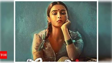 'Gangubai Kathiawadi': Makers to unveil the teaser of the Alia Bhatt starrer tomorrow on Sanjay Leela Bhansali's birthday - Times of India