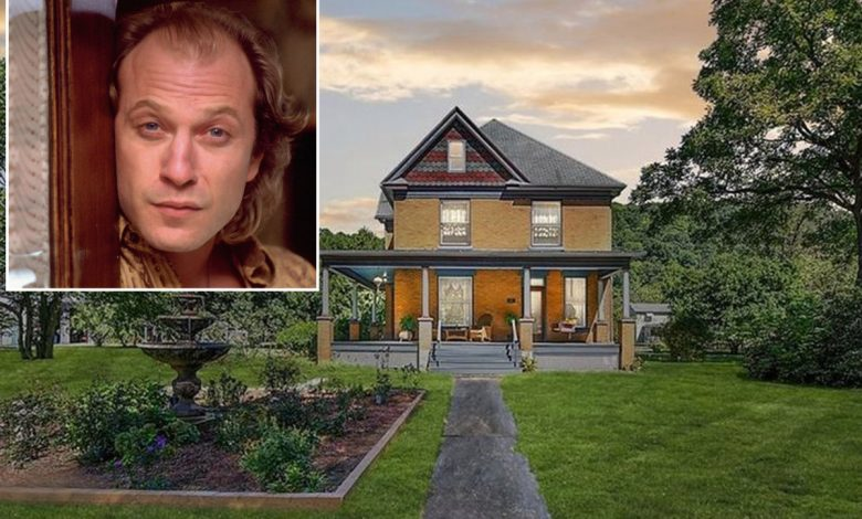 'Silence of the Lambs' Buffalo Bill house to become a bed and breakfast