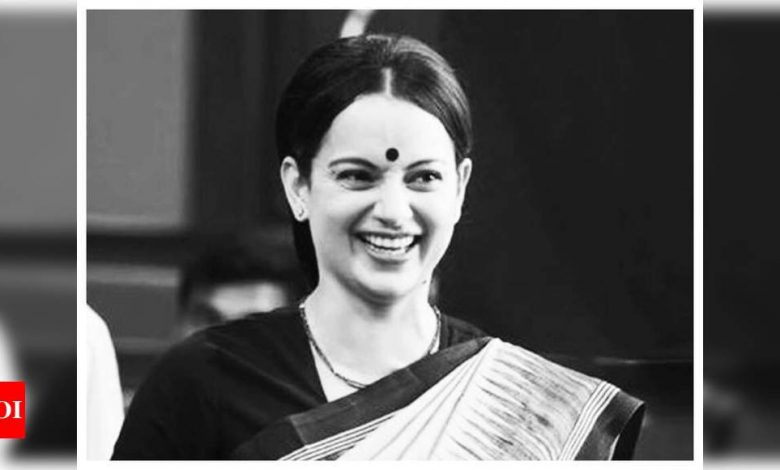'Thalaivi' teaser: The legendary story of J Jayalalithaa starring Kangana Ranaut to hit the theatres on April 23, 2021 - Times of India
