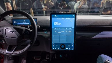 Ford says its vehicles will run on Google's Android OS starting in 2023