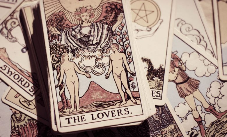 These Sexy Tarot Decks Will Ensure Your Valentine's Day Agenda Is Looking Hot