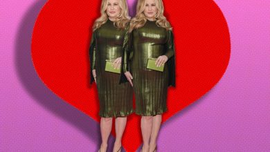 Jennifer Coolidge once pretended to be twins to date two men