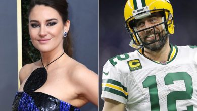 Aaron Rodgers and Shailene Woodley are reportedly dating