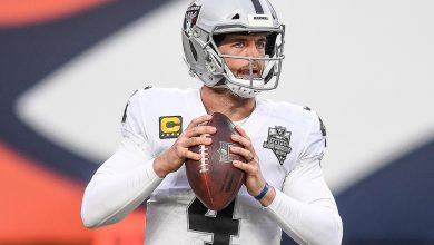 Derek Carr could add more chaos to NFL quarterback carousel