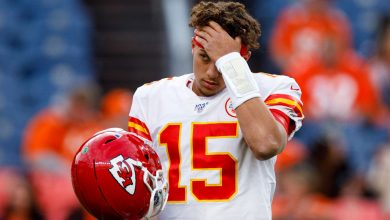 Chiefs avoided Patrick Mahomes disaster with COVID-19 barber