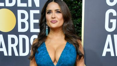 Salma Hayek's 'Boobs' are getting their own TV show — sort of