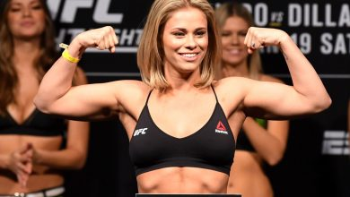 Paige VanZant came to Bare Knuckle boxing to be a multi-millionaire 'badass'