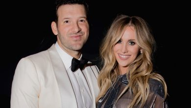 Tony Romo and wife Candice co-star in Super Bowl 2021 ad