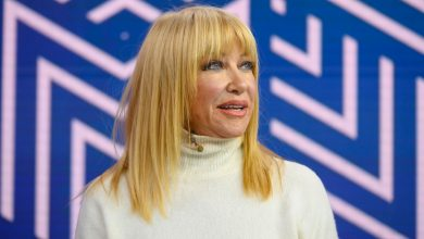 Suzanne Somers Confronts Nearly Naked Home Intruder During Facebook Live Video