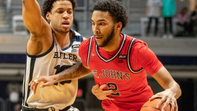St. John's blows it in painful loss to Butler