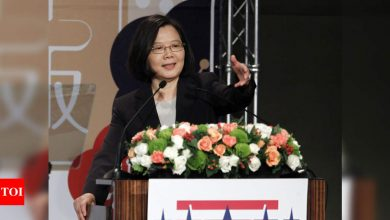 Taiwan wishes China happy new year, but says won't yield to pressure - Times of India