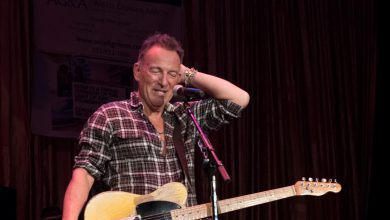 Bruce Springsteen Arrested Late Last Year for DWI, Park Authorities Confirm