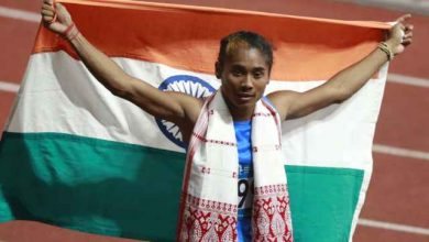 Hima Das to be appointed as Deputy Superintendent of Police by Assam government