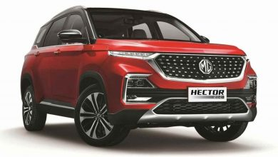 MG Hector CVT, Hector Plus CVT launched in India; prices start at Rs 16.52 lakh- Technology News, Firstpost