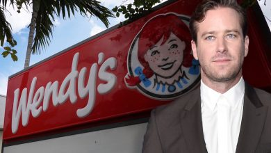 Wendy's spares no one on National Roast Day — even Armie Hammer