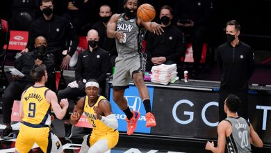James Harden 'more than confident' in Nets' title chances