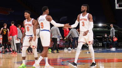 Nerlens Noel helps Knicks pass Mitchell Robinson test
