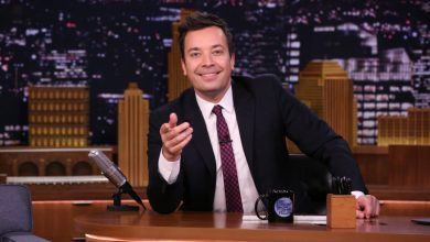 Jimmy Fallon Celebrates 7 Years of 'The Tonight Show' With Cute Pic of Daughters